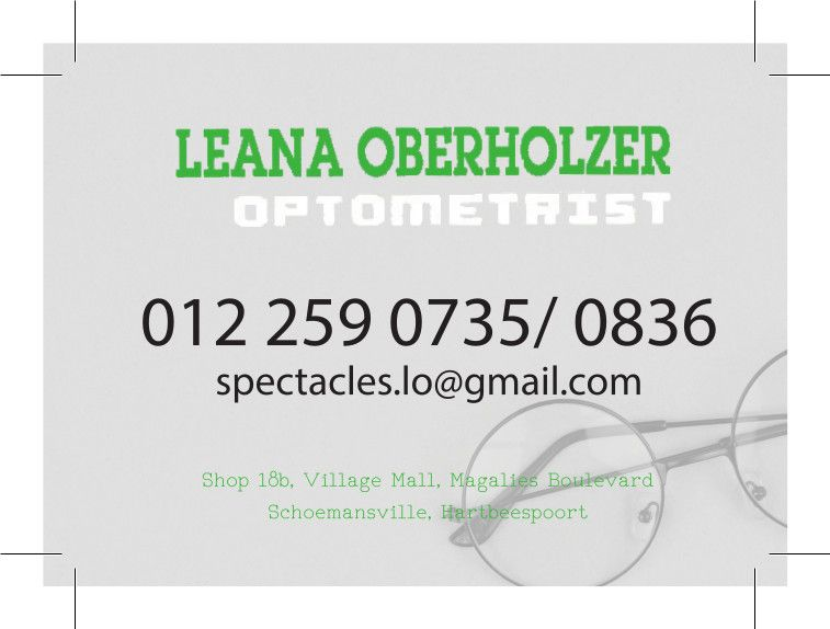 Copy-of-LeanaOberholzerOptometrist_MagazineAd